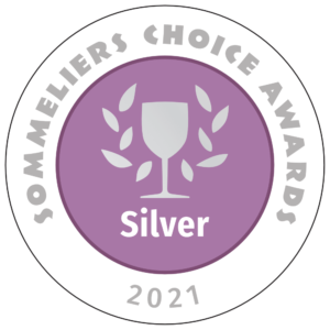 Silver - Sommeliers Choice Awards 2021