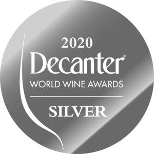 Decanter 2020 Silver Award