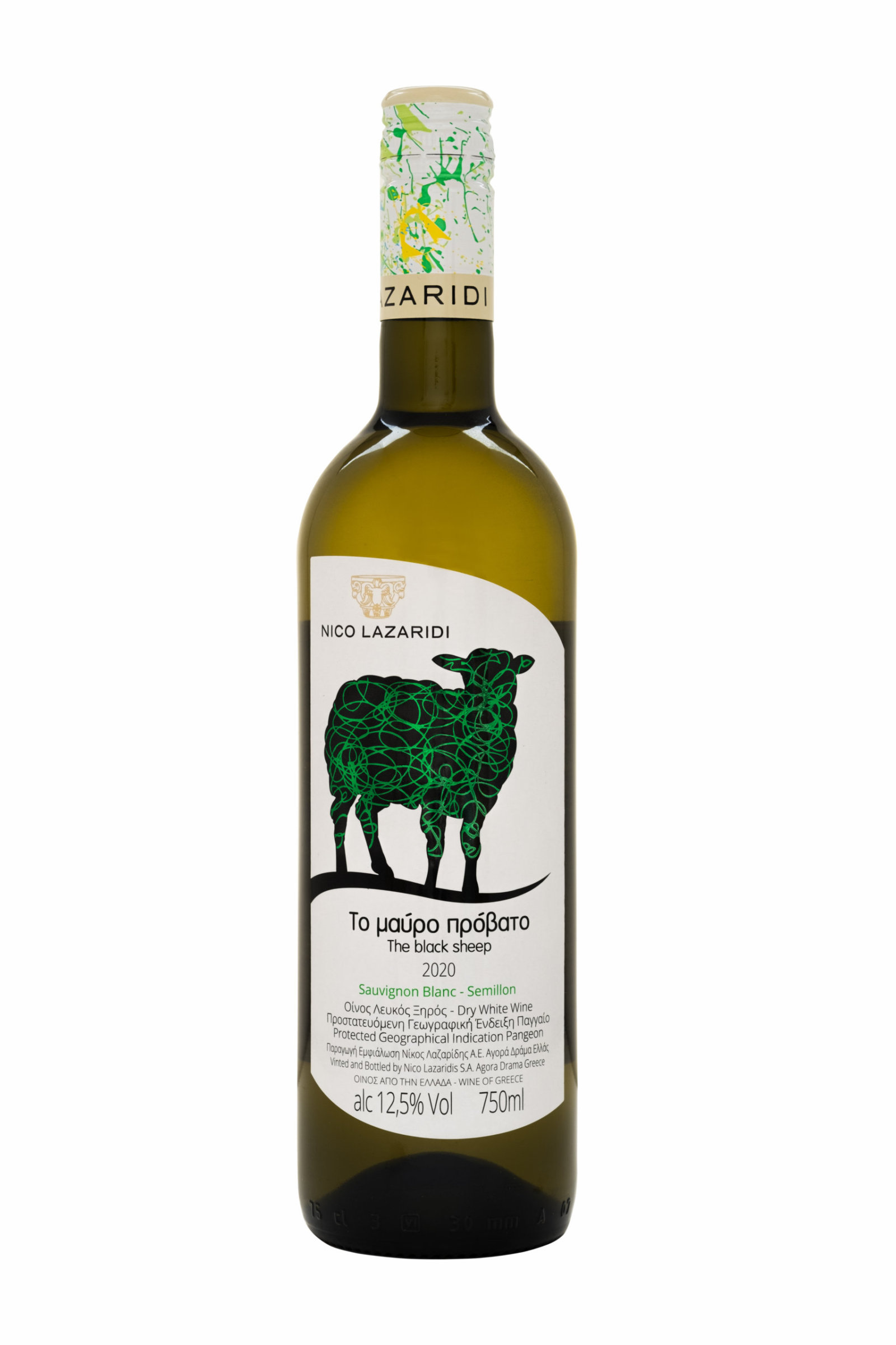 The Black Sheep Sauvignon Blanc - Semillon 2020