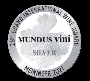 Mundus Vini Silver Medal