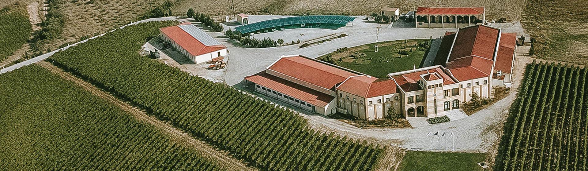 Οινοποιείο Λαζαρίδη - Château Nico Lazaridi