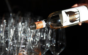 Γευσιγνωσίες λέσχη κρασιού Nico Lazaridi wineclub