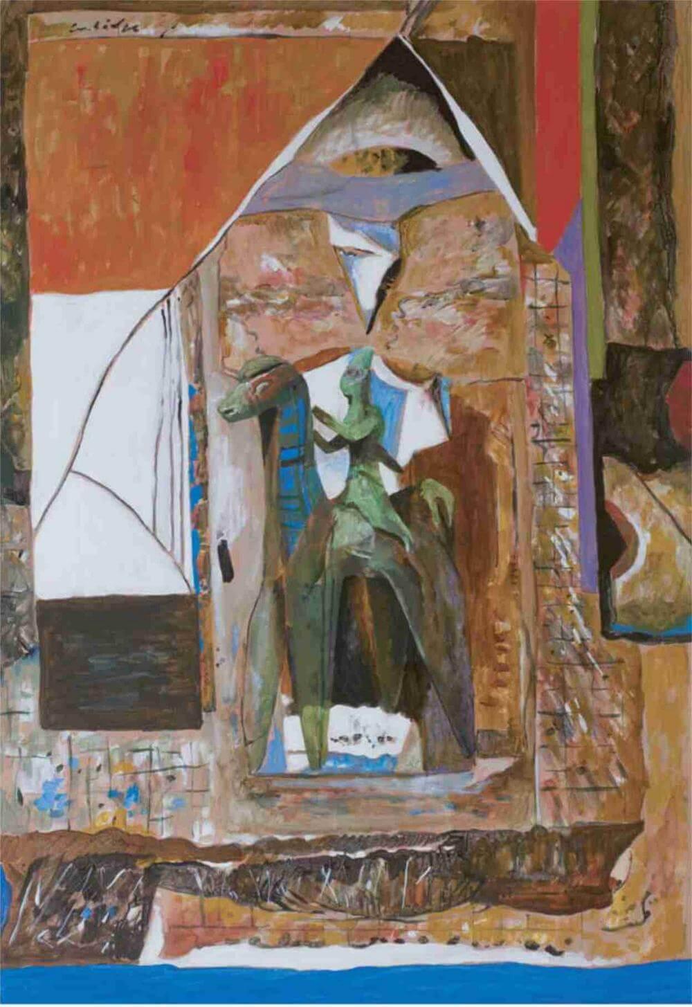 JOHN CORBIDGE ΜΑΓΙΚΟ ΒΟΥΝΟ ΕΡΥΘΡΟ 1995