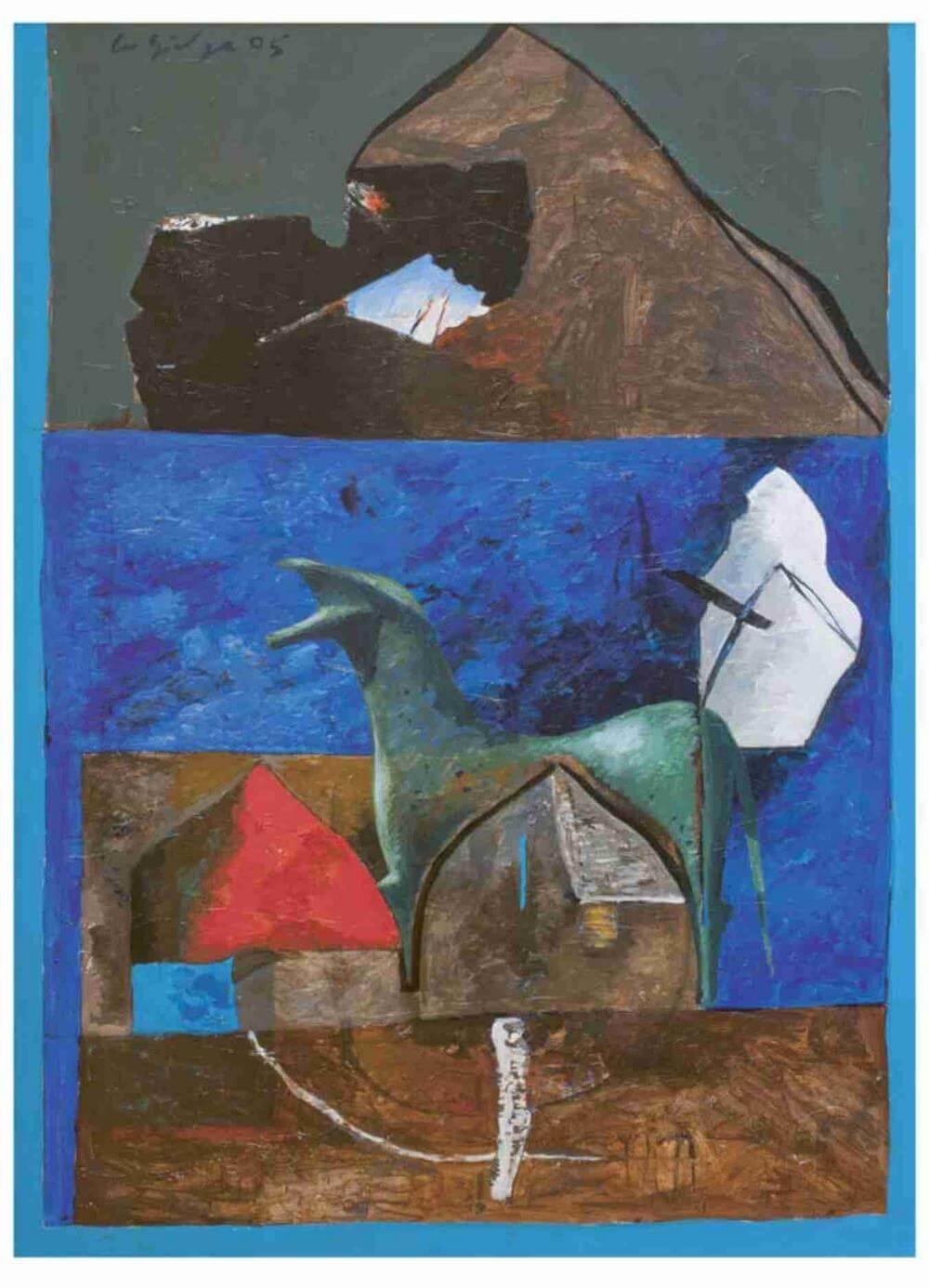 JOHN CORBIDGE ΜΑΓΙΚΟ ΒΟΥΝΟ ΛΕΥΚΟ 1998
