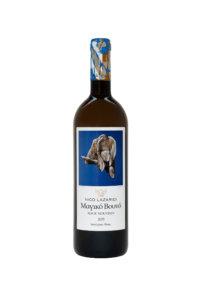 μαγικό βουνό λευκό κρασί λαζαριδη