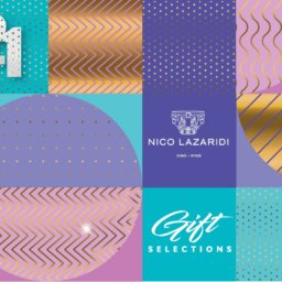Gift Selections by NICO LAZARIDI